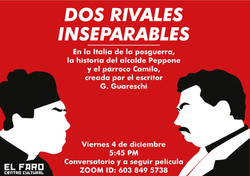 Dos rivales inseparables