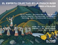 El espíritu colectivo en la música rusa. El individuo en función del pueblo