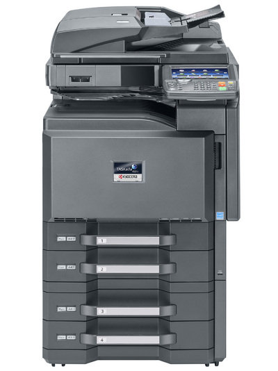 *Reconditioned* TaskALFA TA-5501i - Black and White MFP