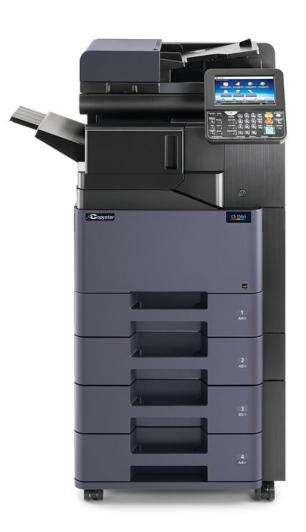 Copystar CS-356ci - Color Laser MFP