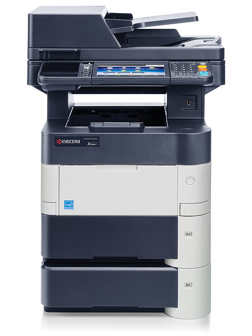 Kyocera ECOSYS M3550idn - Black and White Laser MFP