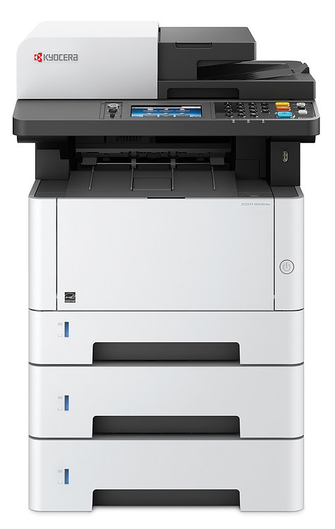 Kyocera ECOSYS M2640idw - Black and White Laser MFP