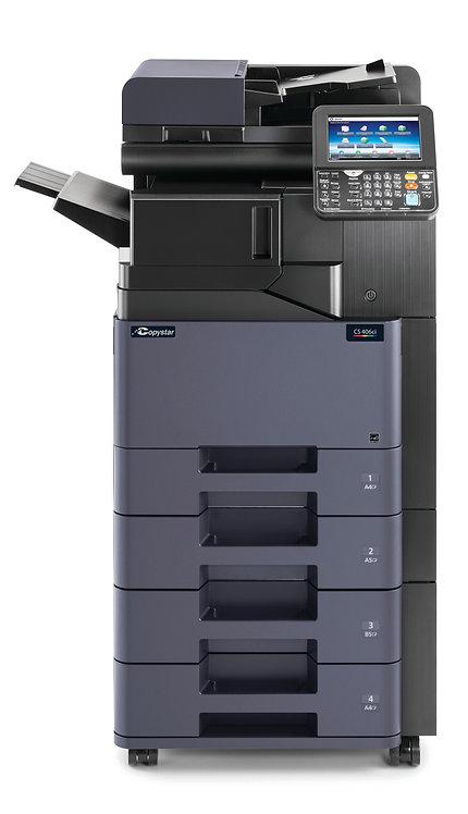 Copystar CS-406ci - Color Laser MFP