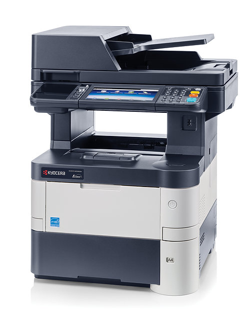 Kyocera ECOSYS M3040idn - Black and White Laser MFP