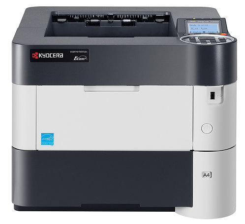 Kyocera ECOSYS P3055dn - Black and White Laser Printer