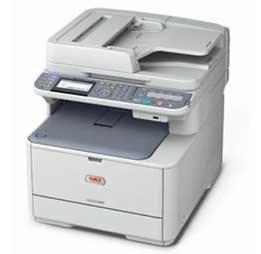 Oki-Data MPS2731mc - Color Laser MFP
