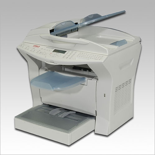 Oki-Data B4545mfp - Black and White Laser MFP