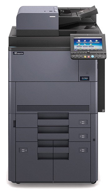 Copystar CS-7002i - Black and White Laser MFP