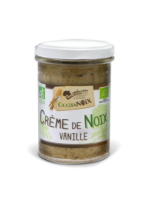 Crème de noix bio à la vanille
