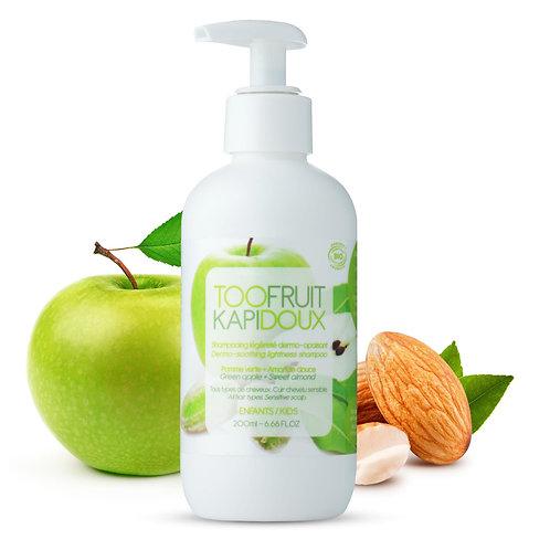 Kapidoux Shampoing - Pomme / Amande