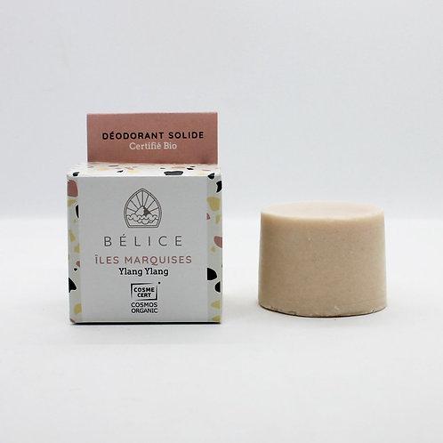 Déodorant solide bio - Tous types de peaux
