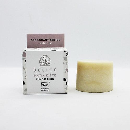 Déodorant solide bio - Peaux sensibles
