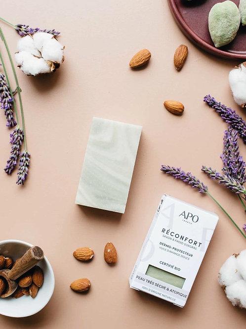 Savon saponifié à froid bio - Peau très sèche et atopique
