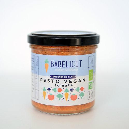 Condiment bio - Comme un pesto à la tomate