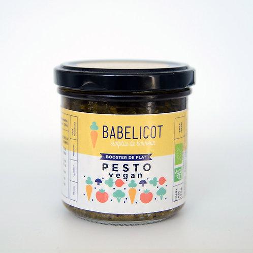 Condiment bio - Comme un pesto au basilic