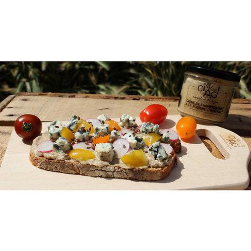 Tartinable bio - Crème de champignon à la Fourme d' Ambert