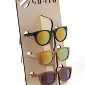 Laser Cut Sunglasses Holder