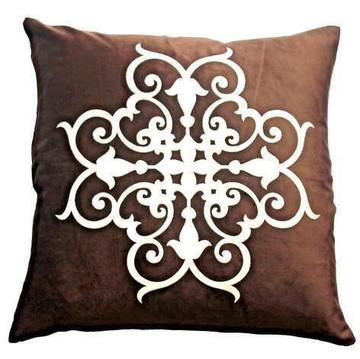 Fabric Cushion - 11