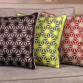 Fabric Cushion - 01