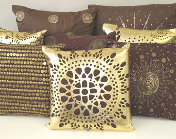 Fabric Cushion - 10