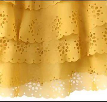 Fabric Laser Cutting - 09