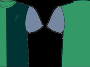 Laser Cut T-Shirt Design