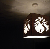 Moon Hare Lamp