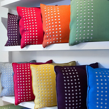 Fabric Cushion - 06