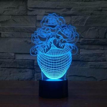 3D Flower Port