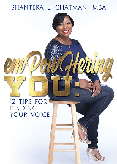 emPowHering YOU: 12 Tips for Finding Your Voice
