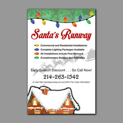 Holiday Business Flyer