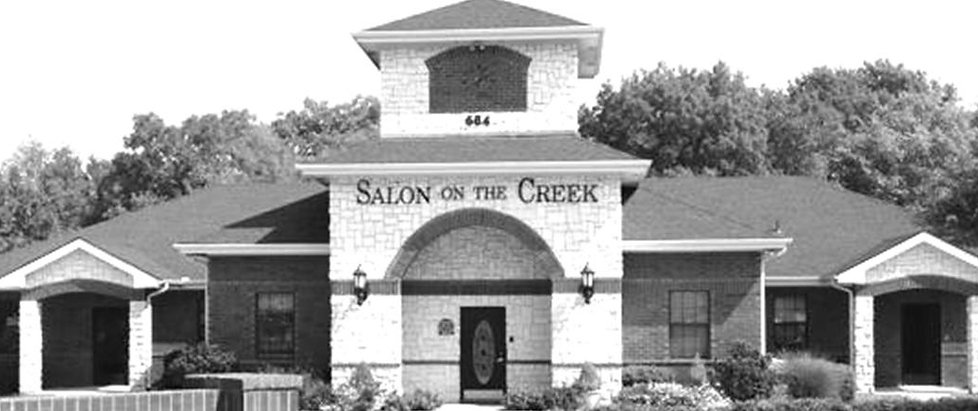 Salon on the Creek Building