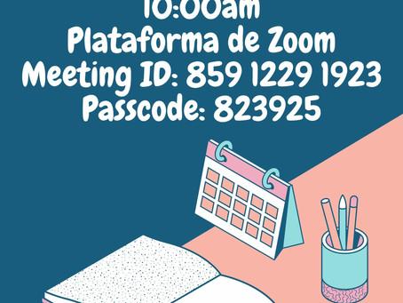 Orientación a padres de 4to a 12mo (viernes, 6 de agosto)