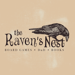 The Raven's Nest Board Game Cafe