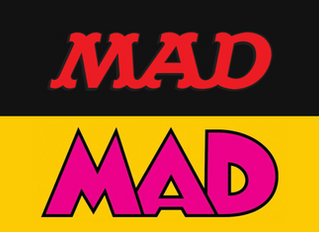 MAD Magazine   First Logo Redesign In 63 Years