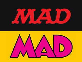 MAD Magazine | First Logo Redesign In 63 Years