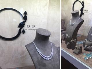 """""""Fajer"""" by Kooheji Jewellery"""