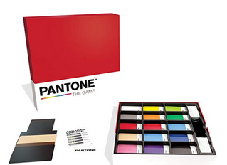 'Pantone™: The Game'   Reveal Your Inner Artist