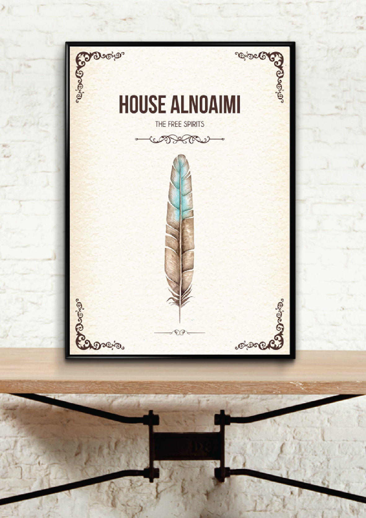Game of Thrones Inspired House Sigil