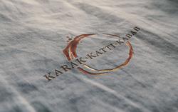 Karak Katti Kabab Branding