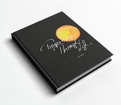 Trespassing Through Life Book Design