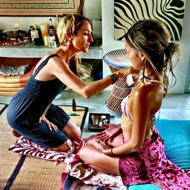 Serving Sacred Kambo Detox Medicine in Bangkok