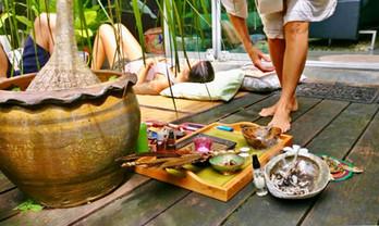 Sacred Kambo space in Phuket, Thailand