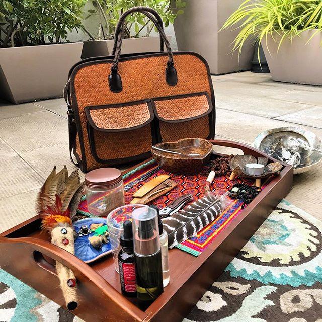 Sacred Kambo Medicine bag