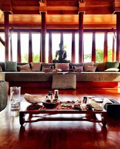 Sacred Kambo Medicine space in Thailand