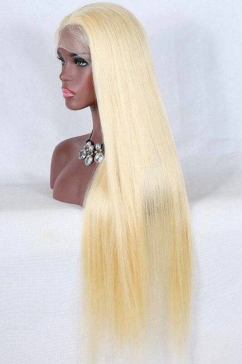 STRAIGHT 13x6  FRONT LACE WIG