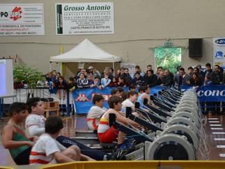 Campionato Nazionale Indoor Rowing ospitato a San Miniato
