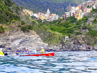 Pix from the Cinque Terre Adventure!