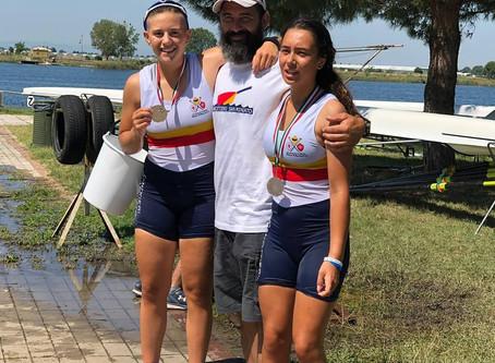 Medaglia d'Argento per la Canottieri San Miniato ai Campionati Italiani