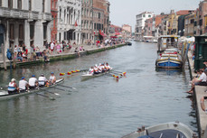 The Vogalonga Race in Venice...34 km of hard work and beauty!